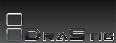 DraStic(Nintendo DS emulator)