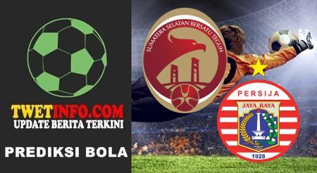 Prediksi Sriwijaya FC vs Persija