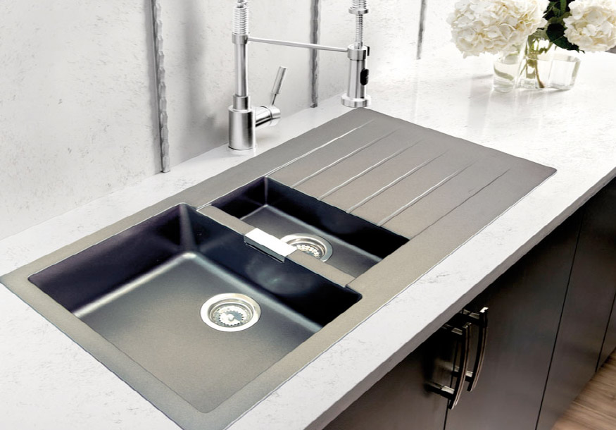 Decora hogar lavaderos de cocina 9 ideas pr cticas for Practicas de cocina