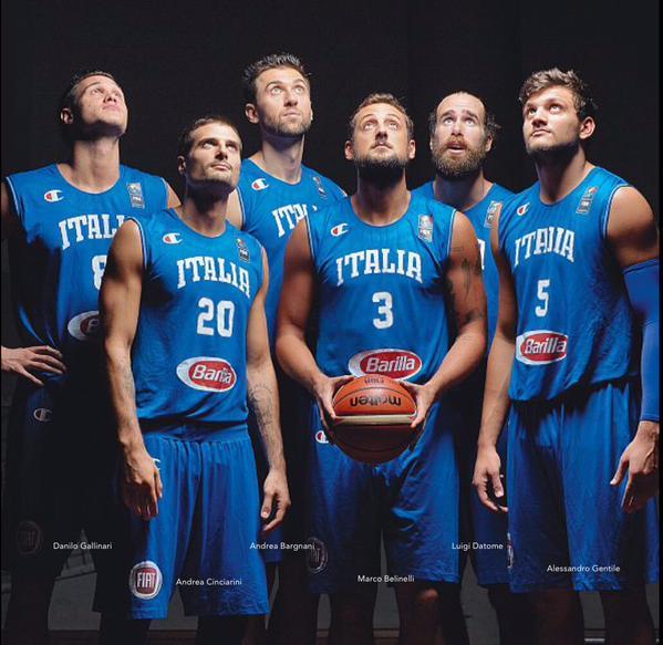 Italia 89 - Germania 82 | Eurobasket 2015