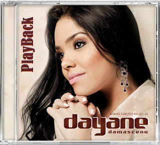 Dayane Damasceno - Minhas Can�oes - Playback