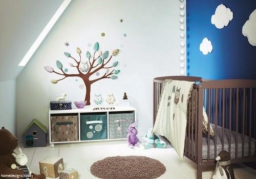 Jolie Photos chambre bébé garçon