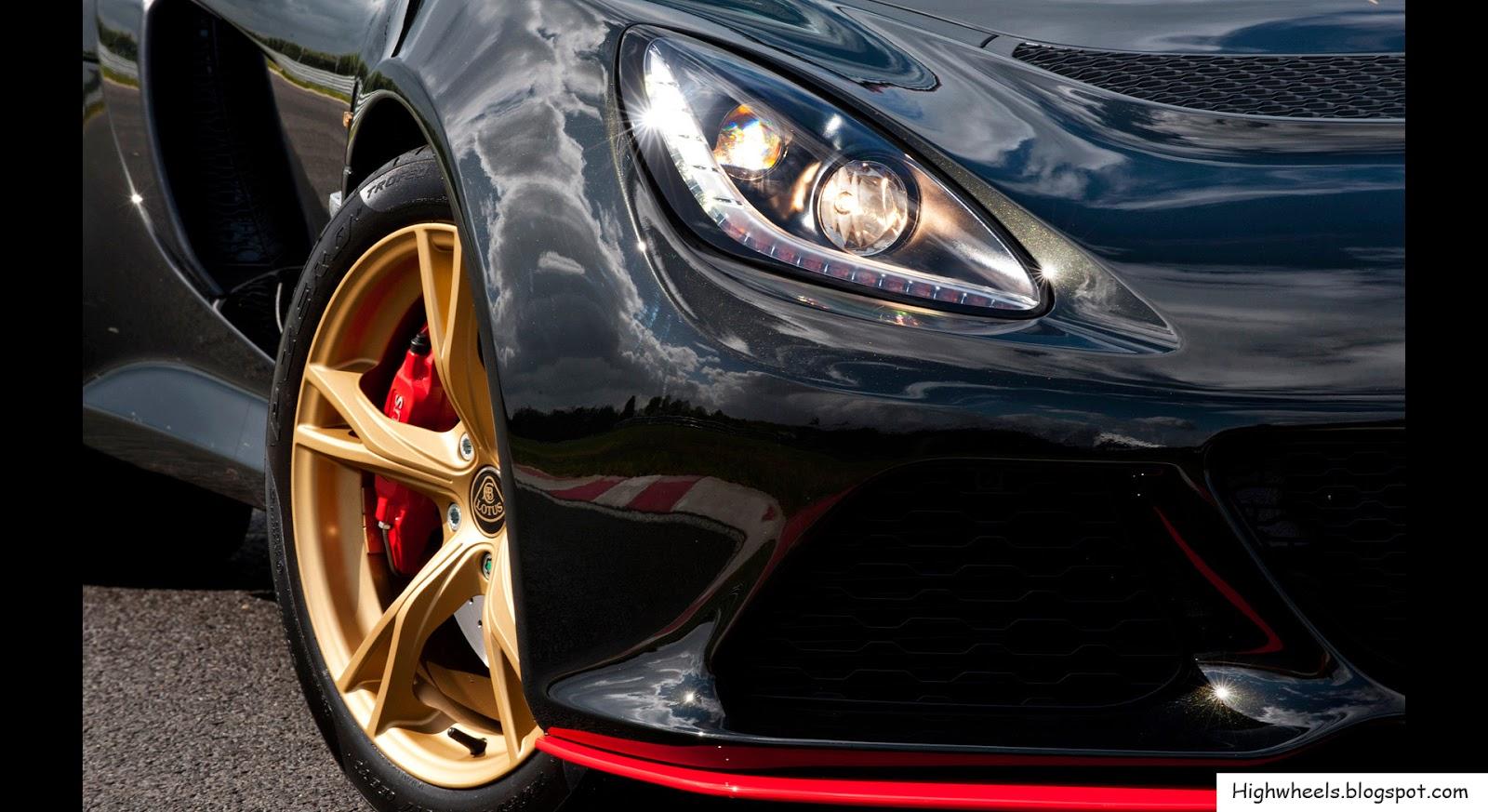 Smart car review: 2014 Lotus Exige LF1