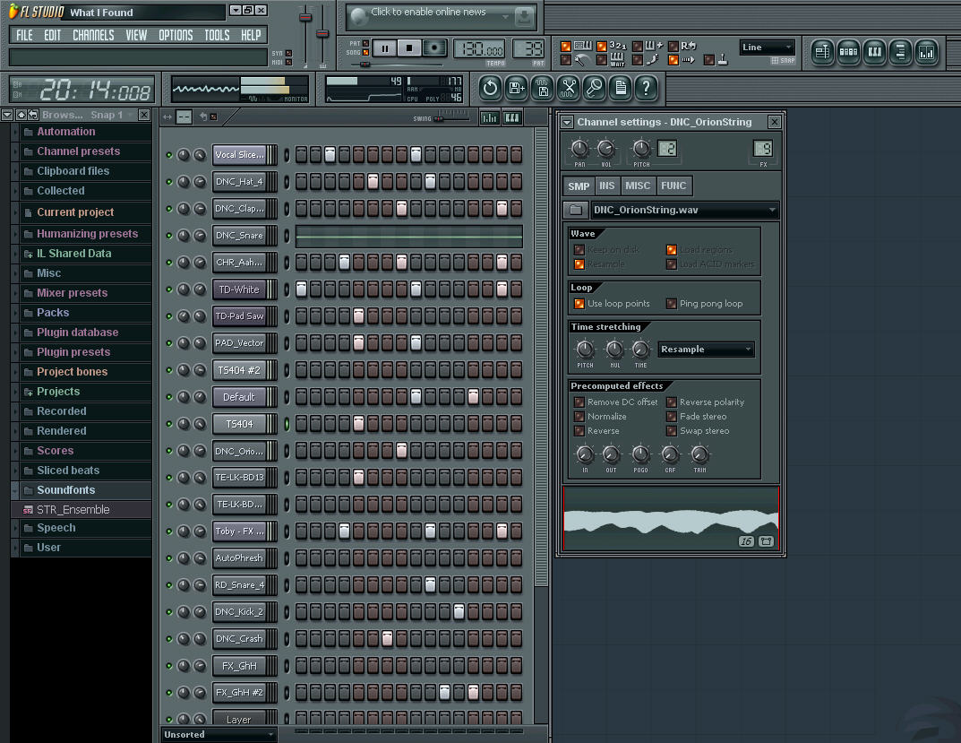 fruity loops assign edition
