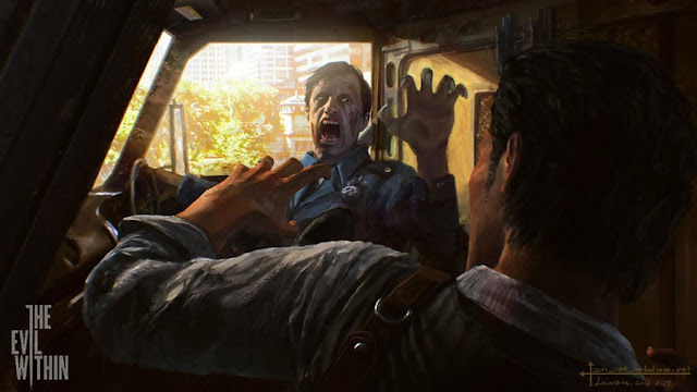 The Evil Within New Concept Art