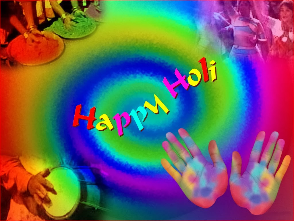 Download Holi Wallpapers