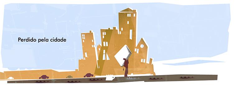 Perdido pela Cidade