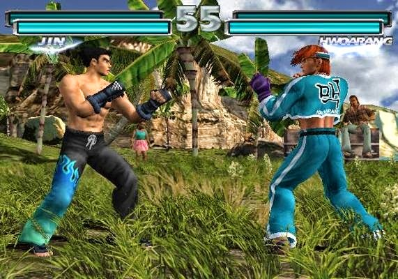 Tekken Teg Tournament Free Download