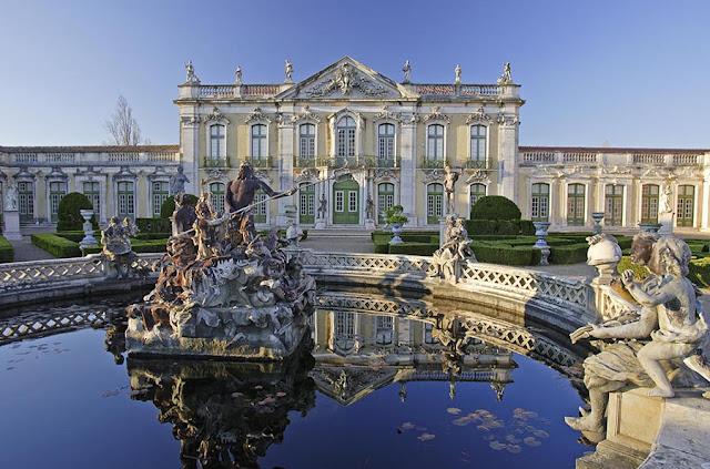 Palácio de Queluz, Sintra