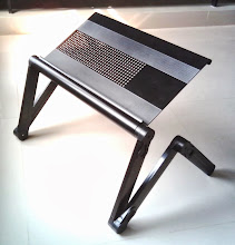 FULL ALUMINUM LAPTOP DESK