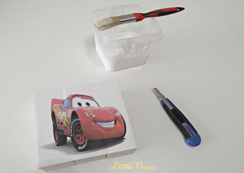 Diy puzzle cubos cars