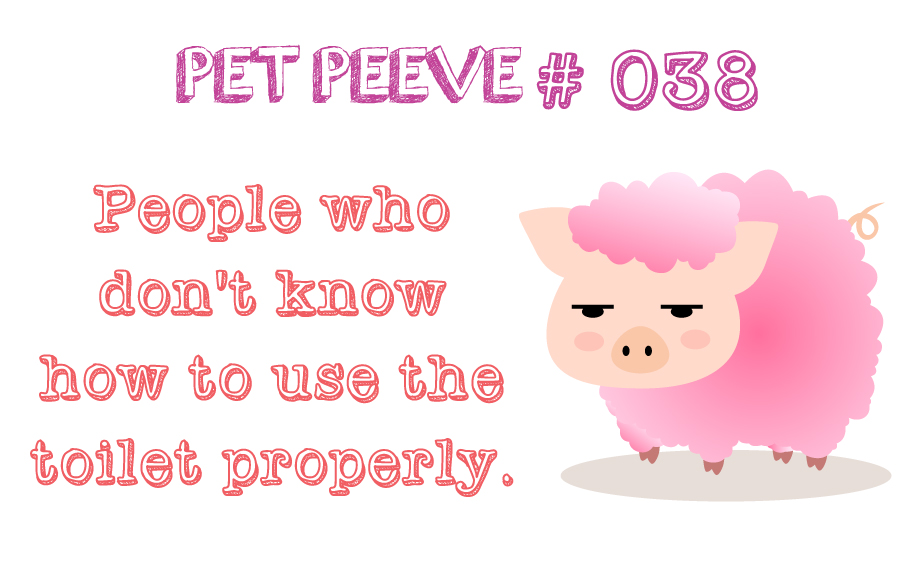 pet peeve essays The thing about pet peeves is they are usually just little things if you don't think about them all the time and look for good things about people instead, you'll find that most people have.