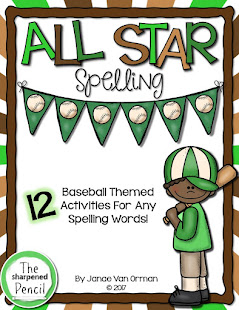 All Star Spelling