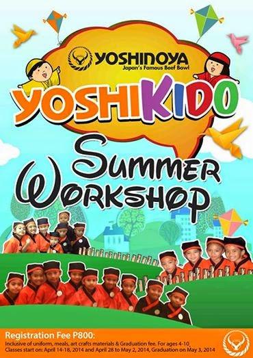 yoshinoya workshop