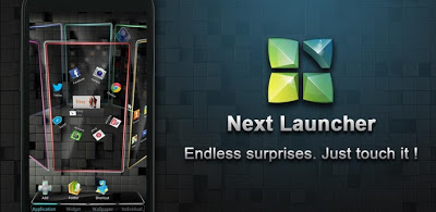 Download Next Launcher apk Android