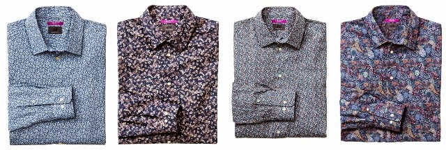 H&M x Liberty For A Capsule Menswear Collection, H&M, H&M Liberty, Liberty, H&M Malaysia, Flower print, Liberty Floral Motifs Print, shirt