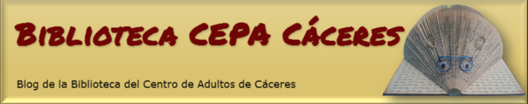 Biblioteca CEPA Cáceres