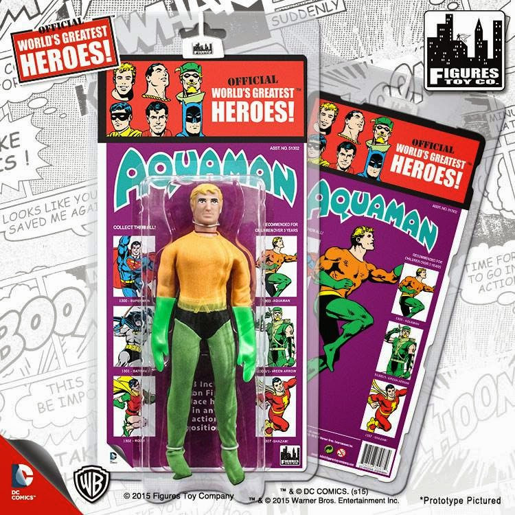 Author comics writer and toy blogger scott beattys first superhero toys were megos you can understand then why this kind of stuff gets him excited