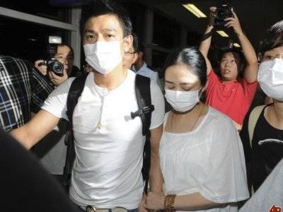 Andy Lau e Carol Zhu