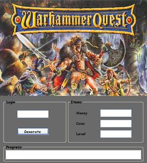 Warhammer Quest Game Hack
