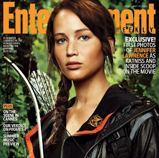 hunger games katniss everdeen girl on fire photo