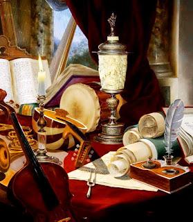 Pinturas Cuadros Instrumentos Oleo