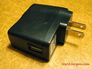 AC 110 Volt USB Charger