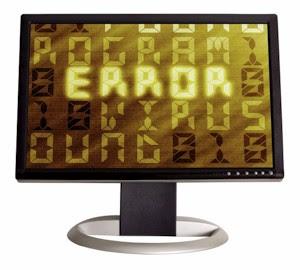 Beep Code of Computer Error