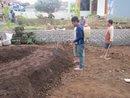 proyek pembuatan taman