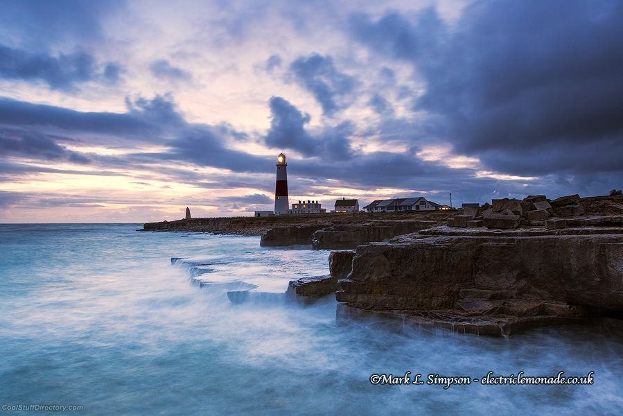 12. Portland Bill by Mark Simpson