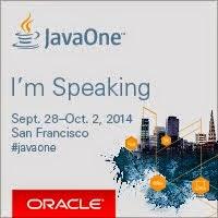 JavaOne 2014 Speaker