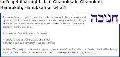 Chanukah Decorations