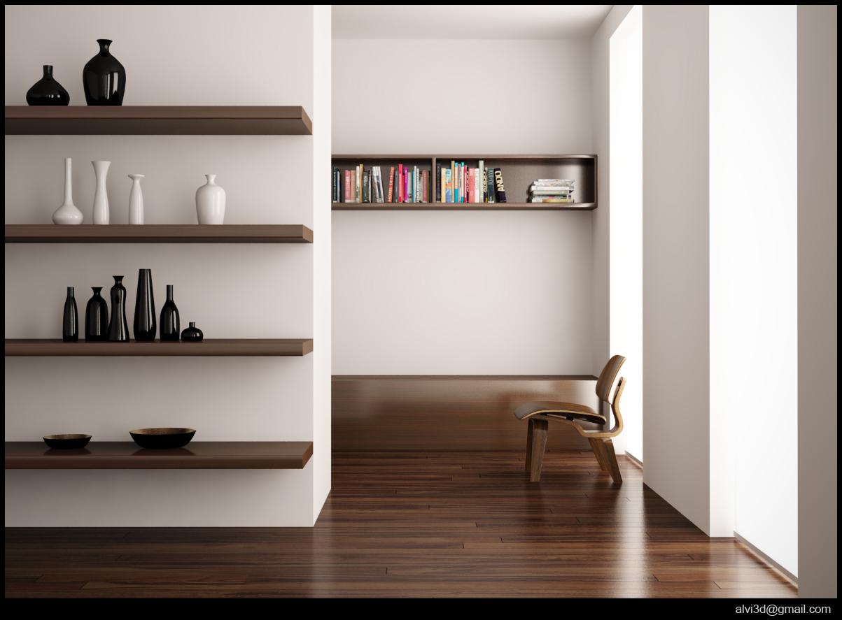 Renders de interiores alvi jimgo dise o 3d en zaragoza for Diseno interiores zaragoza