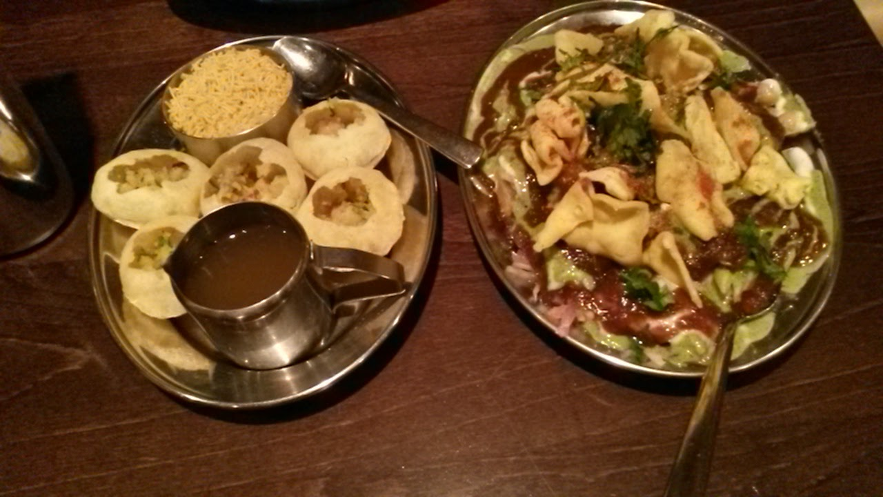 Starters at Raja Monkey, Hall Green