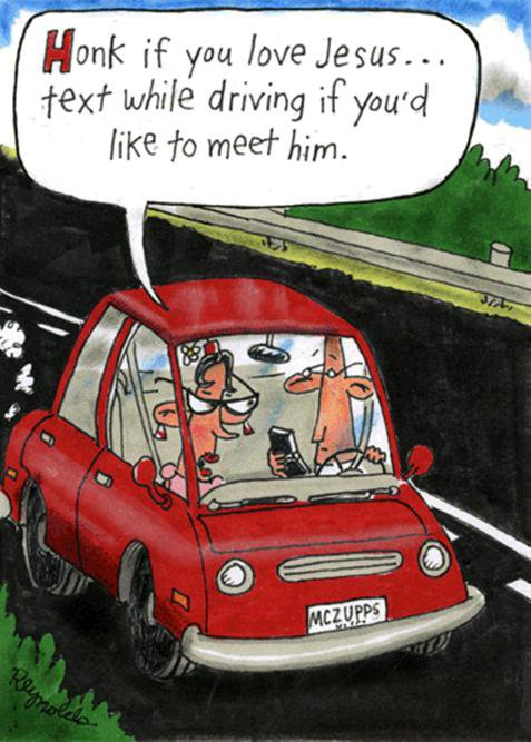 Texting While Driving Car Accident Articles