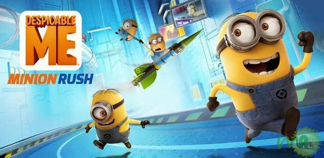 Mod Android APK Free Download Despicable Me