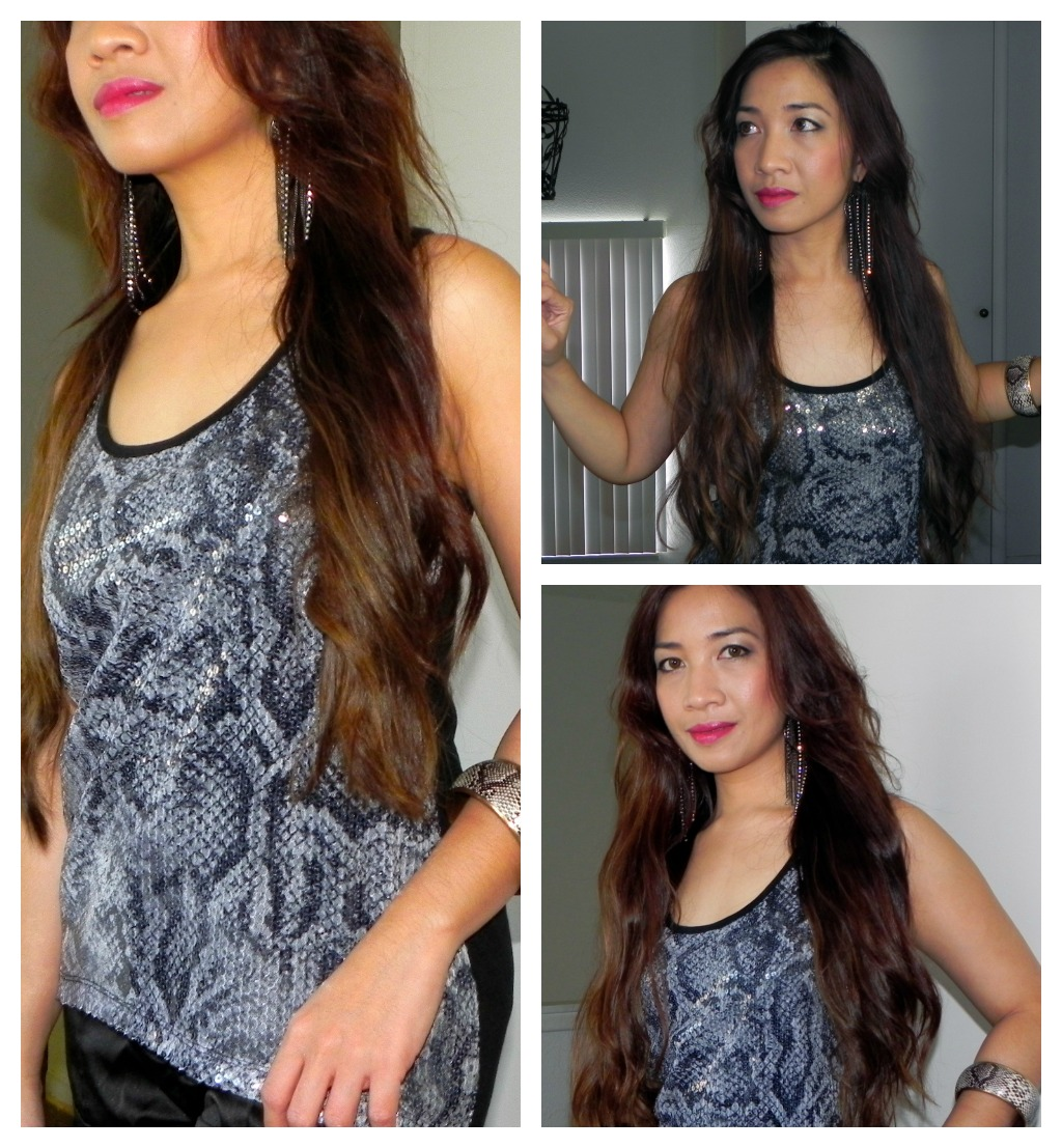 loose waves, celebrity waves, how to, tutorial, ghd review, kim kardashian hair