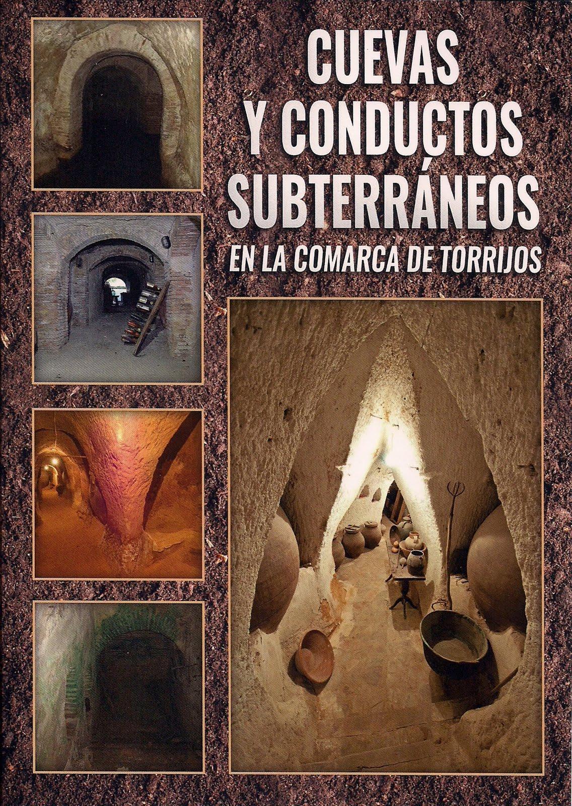 Publicaciones: Cuevas y conductos subterráneos en la comarca de Torrijos
