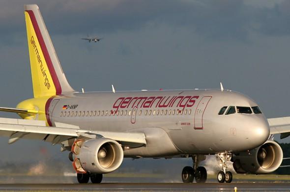 Лоукостер Germanwings сокращает рейсы в Россию
