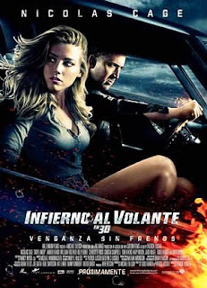 Infierno al Volante 3D Sub (2011).