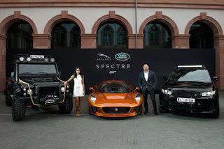 3 Latest Flagship Car of James Bond
