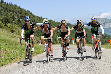 Flashback to the 2012 French Pyrenees Smiddy Challenge
