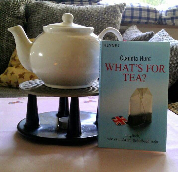 What's for Tea? von Claudia Hunt, englisch lernen