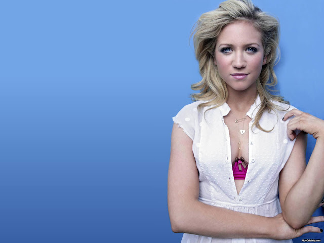 American Actress Brittany Snow