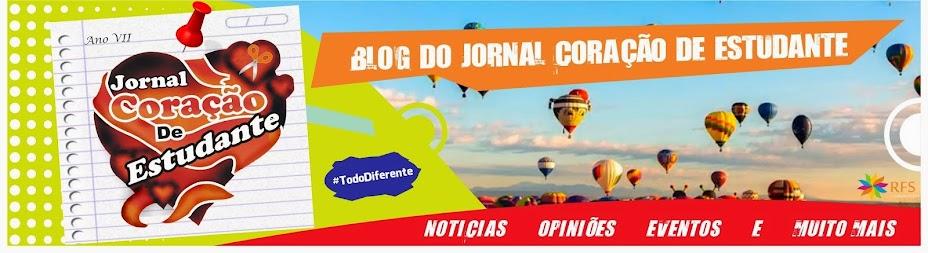Blog do Jornal Coração De Estudante