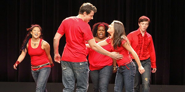 Saying Goodbye to Glee after Six Years | Oddly Olivia