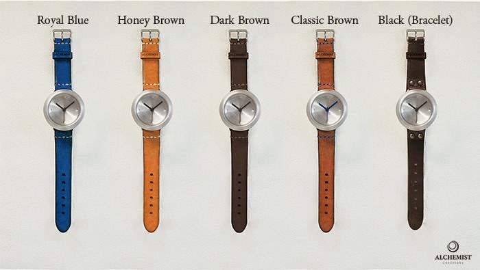 Upcycled Watches