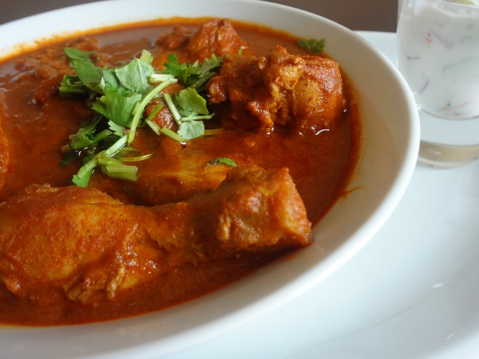 ii indian chicken curry ii chicken curry ii make mine really spicy but ...