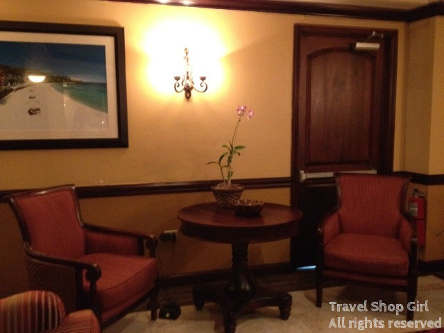 Sandals Lounge at Montego Bay airport