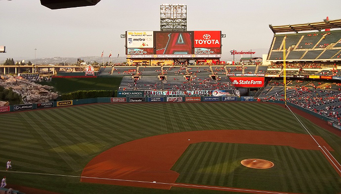 Angel's Stadium